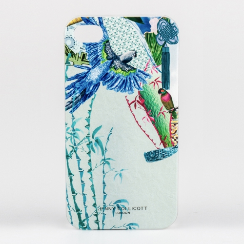Blue Headed Parrot Phone Case - Jenny Collicott