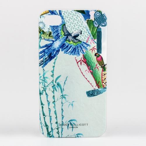 Blue Headed Parrot Phone Case - Jenny Collicott