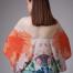 Hummingbird Silk Kimono
